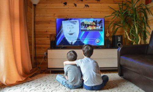 Crianças-TV